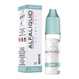 MENTHE ALFALIQUID 10 ml