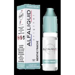 MENTHE FRAICHE ALFALIQUID 10 ml