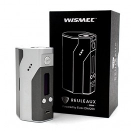REULEAUX DNA 200W - WISMEC