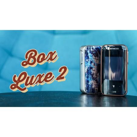 BOX LUXE II - ICEBERG - 220W - VAPORESSO