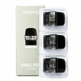 CARTOUCHE VINCI POD 2ML - 0.8 OHM (3PCS)
