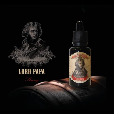 LORD PAPA STRONG - SPIRIT OF ABSOLU - 3x10ML - VAPE CELLAR