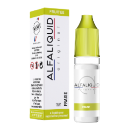 FRAISE ALFALIQUID 10 ml