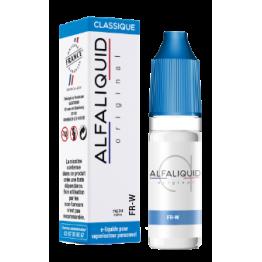 FR-W Tabac ALFALIQUID 10 ml