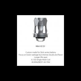 RESISTANCES BABY V2-S1 0.15ohm (3PCS) - SMOKTECH