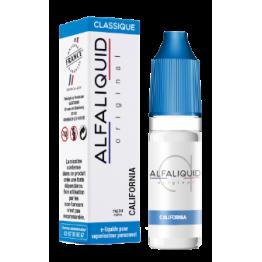 CALIFORNIA Tabac ALFALIQUID 10 ml