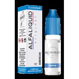 AMERICAIN Tabac ALFALIQUID 10 ml